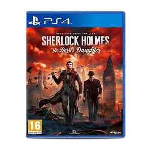 Sherlock Holmes The Devil's Daughter  (USATO) (PS4)