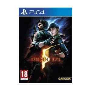 Resident Evil 5  (USATO) (PS4)