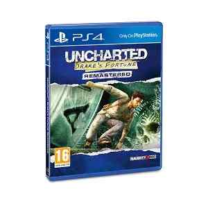 Uncharted: Drake's Fortune (USATO) (PS4)