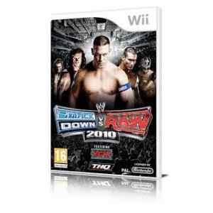 WWE Smackdown VS Raw 2010 (usato) (Wii)