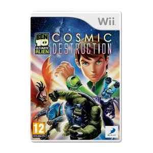 Ben 10 Ultimate Alien: Cosmic Destruction (usato) (Wii)