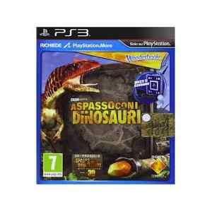 Wonderbook: A Spasso Con I Dinosauri (usato) (ps3)