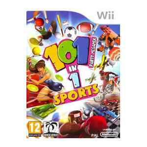 101 in 1 Sports Party Megamix (usato) (Wii)