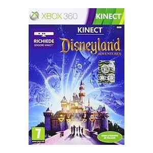 Kinect Disneyland Adventures (usato) (Xbox 360)