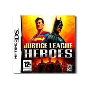 Justice League Heroes (usato) (DS)