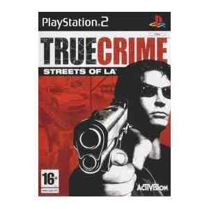 True Crime:Streets of  La (usato) (PS2)