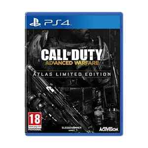 Call of  Duty Advanced Warfare [Atlas Limited Edition] (Usato) (PS4)