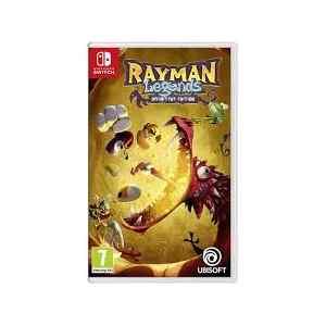 Rayman Legends - Definitive Edition (USATO) (Switch)