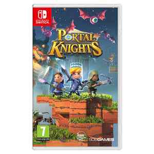 Portal Knights (USATO) (Switch)