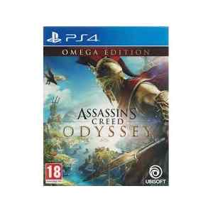 Assassin'S Creed Odyssey- Omega edition (Usato) (PS4)