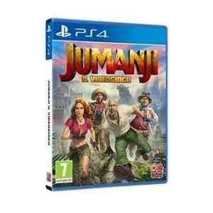 Jumanji: Il Videogioco (Usato) (PS4)