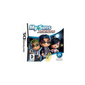 MySims Agents (usato) (DS)