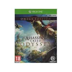 Assassin's Creed Odyssey Omega edition (usato) (xbox one)
