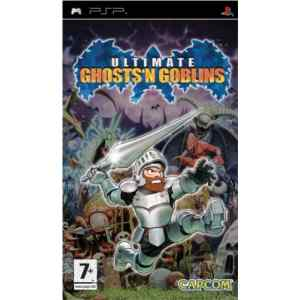 Ultimate Ghosts'n Goblins (usato) (psp)