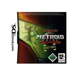 Metroid Prime Hunters First Hunt (usato) (DS)