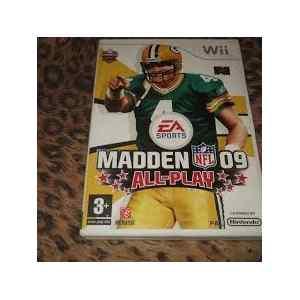 Madden NFL 09 (usato) (Wii)
