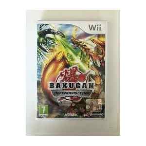 Bakugan Defender of the Core (usato) (Wii)