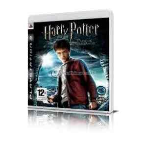 Harry potter e il principe mezzosangue (usato) (ps3)