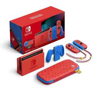 Console Nintendo Switch Mario Limited