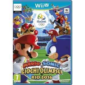 Mario & Sonic ai Giochi Olimpici di Rio 2016 (usato) (Wii U)
