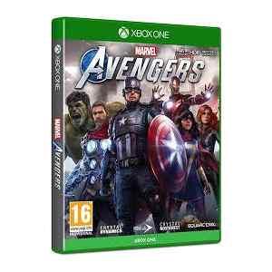 Marvel's Avengers (usato) (xbox one)