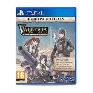 Valkyria Chronicles Remastered (usato) (PS4)