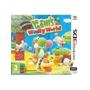 Poochy & Yoshi's Woolly World (usato) (3DS)