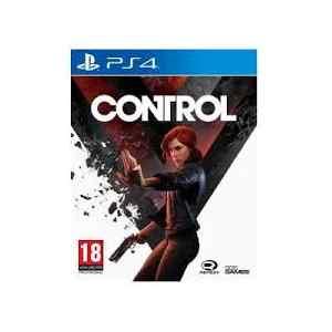 Control (usato) (PS4)