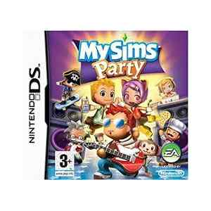 My Sims Party (usato) (DS)