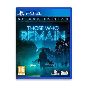 Those Who Remain (usato) (PS4)