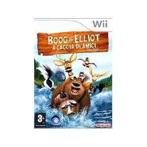 Boog & Elliot a caccia di Amici (usato) (Wii)