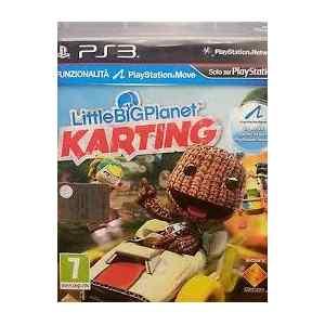 Little Big Planet Karting (usato) (ps3)