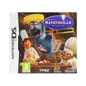 Ratatouille (usato) (DS)