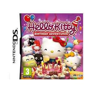 Hello Kitty Avventura di Compleanno (usato) (DS)