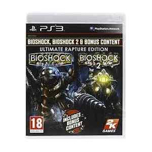BioShock Ultimate Rapture Edition (usato) (ps3)