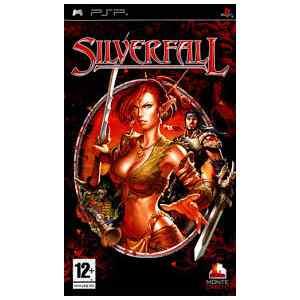 Silverfall (usato) (psp)