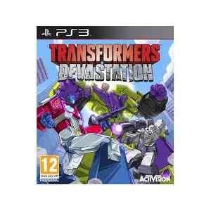 Transformers Devastation (usato) (ps3)