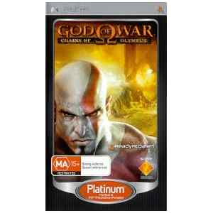 God Of War: Chains Of Olympus (usato) (psp)