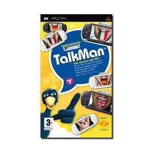 Talkman (usato) (psp)