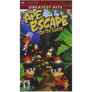 Ape Escape on the loose (usato) (psp)