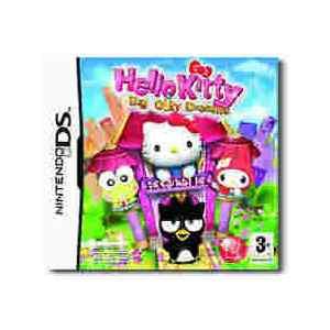Hello Kitty big city dreams (usato) (DS)