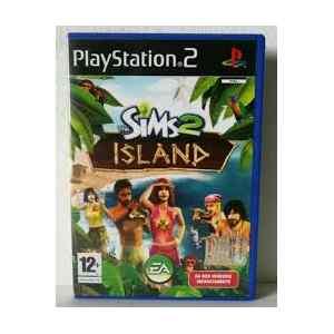 The Sims 2 Island (usato) (PS2)