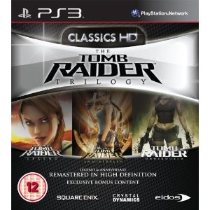 Tomb Raider Trilogy HD collection (usato) (PS3)