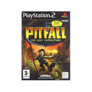 Pitfall: The Lost Expedition (usato) (PS2)