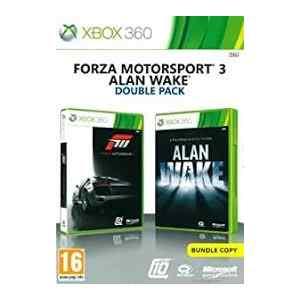 Forza Motorsport 3 + Alan Wake (usato) (Xbox 360)