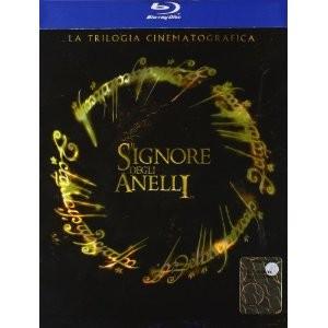 Il Signore Degli Anelli Trilogia Cinematografica (3 BluRay+3 Dvd)