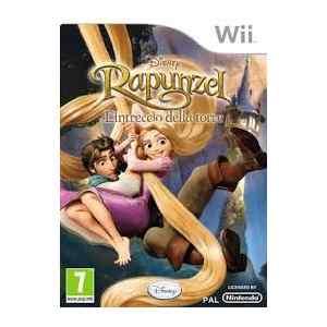 Rapunzel l'intreccio della torre (usato) (Wii)