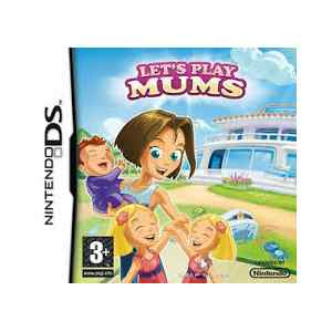 Let's Play Mums (usato) (DS)