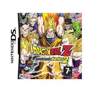 Dragon Ball Z Supersonic Warriors 2 (usato) (DS)