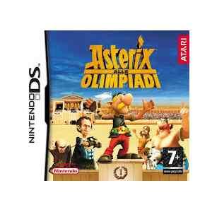 Asterix Alle Olimpiadi (usato) (DS)